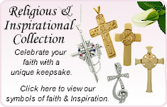 Religious and inspirational jewelry for family and friends.