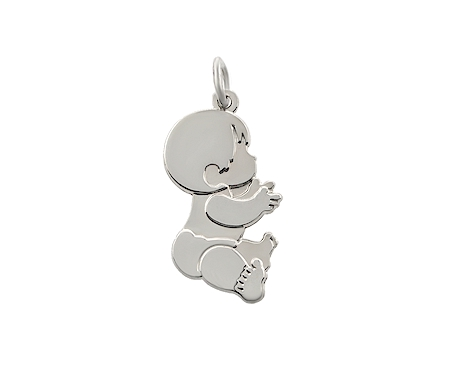 twinsjewelry pendant baby boy gold images best jewely theme and pinterest charm charms yellow little on